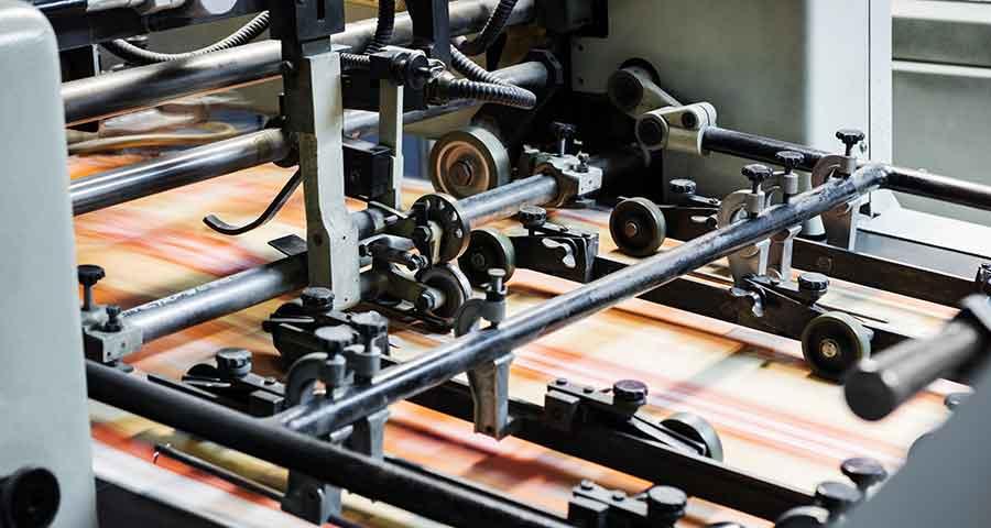 printing company electrician